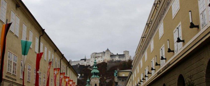 Miniausflug nach Salzburg