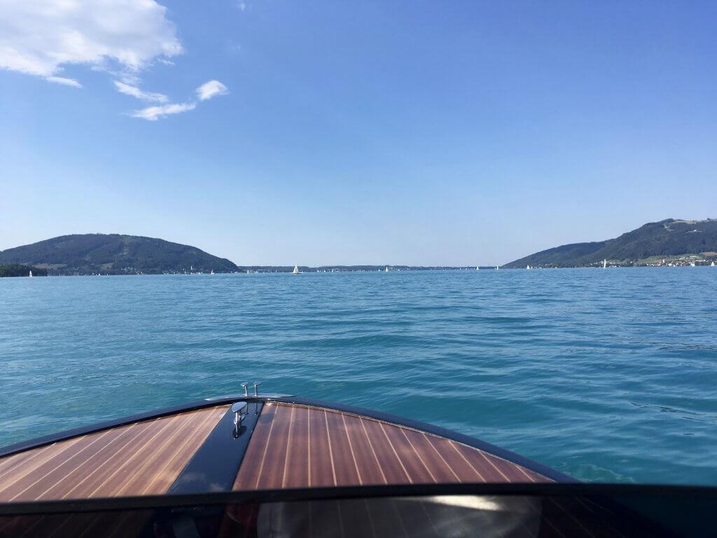 Boot am Wasser