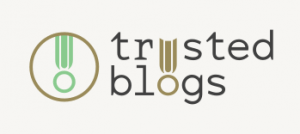 Logo trusted blog