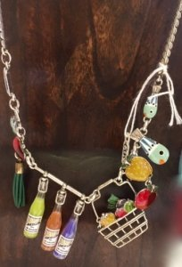 Halskette von Taratata