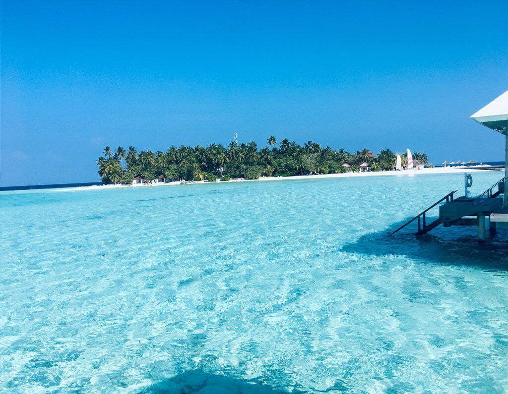 Insel im Ozean