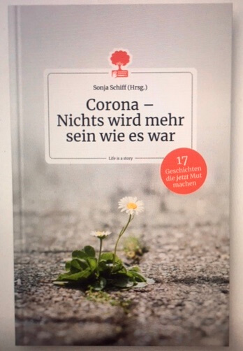 Buch über Corona