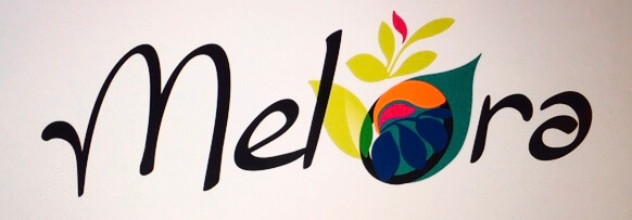 Namensschild Melora